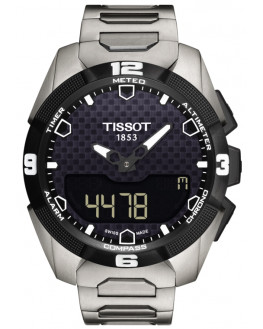 T-Touch Expert Solaire Chrono Titane Homme