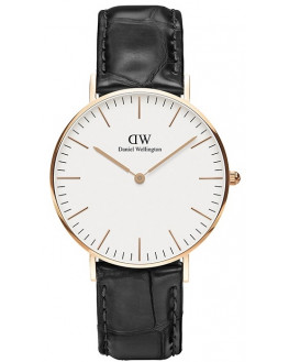 Classic Reading Rose Gold 36mm Homme