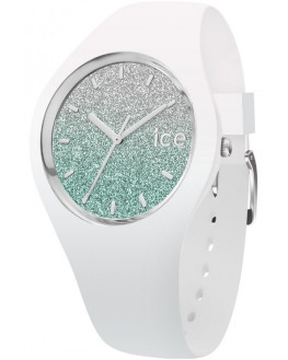 Ice Lo White Turquoise Small Femme