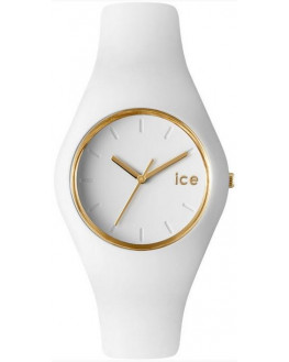 Ice-Glam White Medium Femme