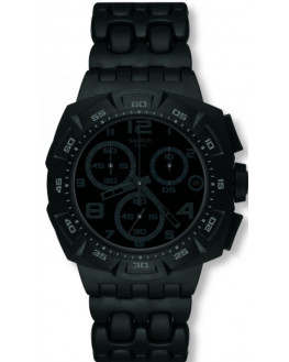 Black Dunes Grey Chrono Homme
