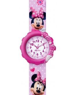 Minnie Mouse Rose Enfant