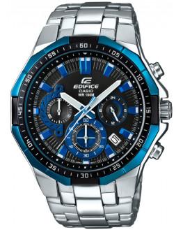 Edifice Sport Chrono Bleu Homme