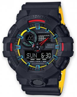 G-Shock Multicolore Super Illuminator Homme