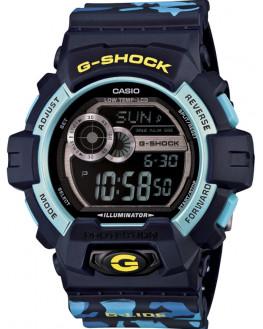 G-Shock G-Lide Bleu Homme