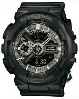 G-Shock Multifonction Noir Homme