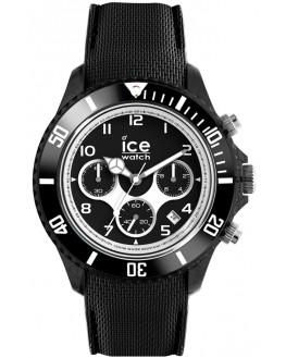 ICE Dune Chrono Silicone Noir Homme