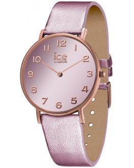 City Mirror Pink Rose Gold Small Femme