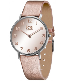 City Mirror Rose Gold Small Femme