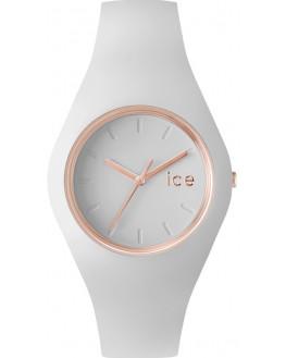 Ice Glam White Rose Gold Femme