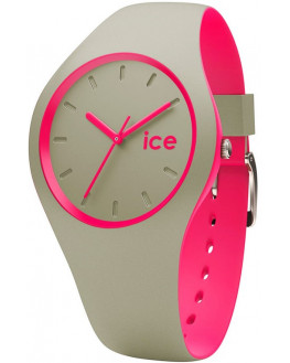 Ice-Duo Khaki Pink Small Femme