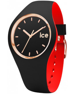 Ice-Loulou Black Rose Gold Small Femme