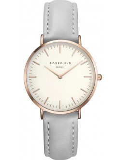 The Tribeca White Grey Rose Gold